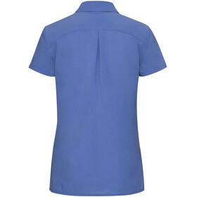 VAUDE Skomer II Kortærmet T-shirt Damer blå